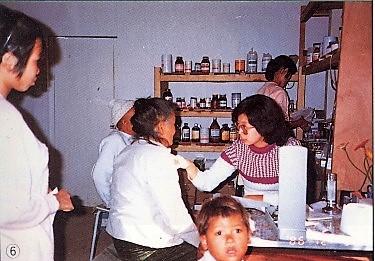 邀請國內醫師前往泰北村落提供難胞診療服務