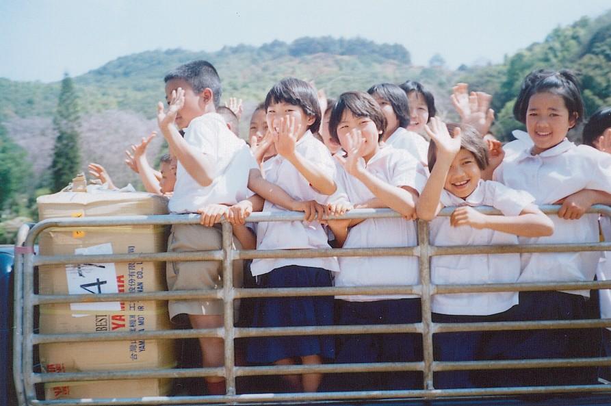 泰北-馬房村學童