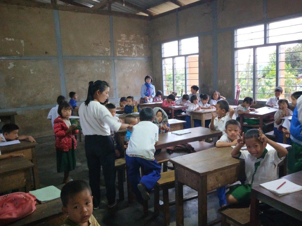 幼教課入班觀課情形