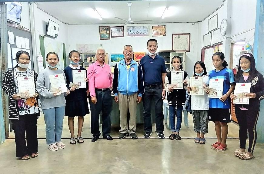 清萊老象塘村泰華中學